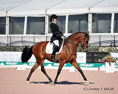 USA Victorious at $10,000 CPEDI3* Para-Equestrian Dressage Tour