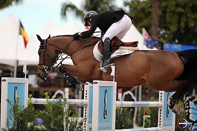 Eric Lamaze and Rosana du Park Make It Two in a Row in 2016 Ruby et Violette WEF Challenge Cup Series