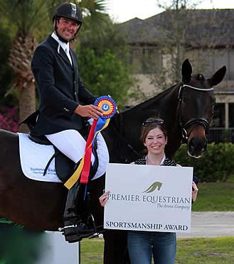 Premier Equestrian to Recognize Winning Attitudes at the 2016 Adequan Global Dressage Festival