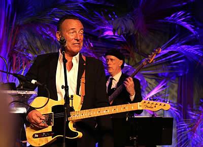 Springsteens Rock Rio Raising Record $1.5 Million Dollars for USET Foundation