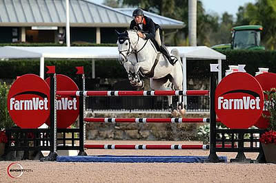 2016 Winter Equestrian Festival Opens with a Win for Peter Wylde