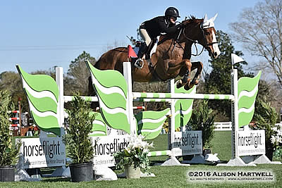Sun Tzu and Brennan Win the $10,000 Horseflight Open Welcome