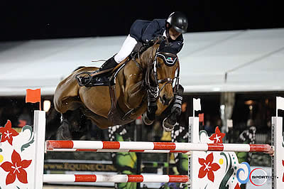 Darragh Kenny and Red Star D'Argent Win $130,000 Grand Prix CSI 3* at WEF 6