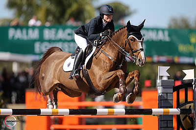 Reed Kessler and Cylana Win $130,000 Ruby et Violette WEF Challenge Cup Round 5