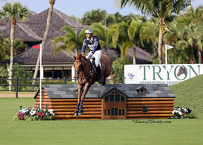 Boyd Martin Repeats Victory at $75,000 Asheville Regional Airport Wellington Eventing Showcase