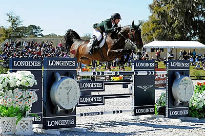 Show Jumping's Top Athletes to Converge at HITS Ocala for Furusiyya FEI Nations Cup