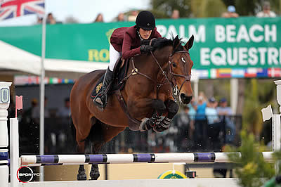 Jessica Springsteen and Davendy S Win $86k Suncast 1.50m Championship Jumper Classic at WEF 5