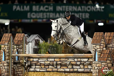 Scott Stewart and Catch Me Win $100,000 WCHR Peter Wetherill Palm Beach Hunter Spectacular