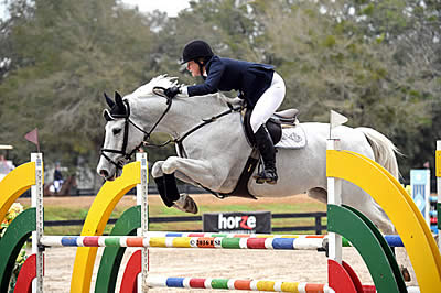 Sunday Jumpers Competed for Big Opportunities at the Close of Week II of the Ocala Winter Circuit