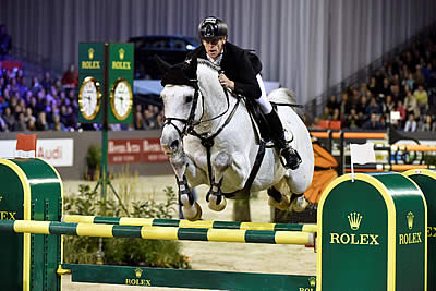 Marcus Ehning Wins Rolex Grand Prix at Indoor Brabant