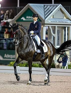 AGDF Hosts CDI 4*/3*/1* alongside Florida International Youth Dressage Championships