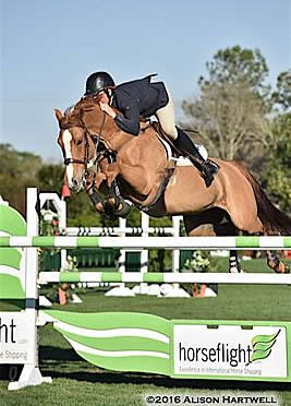 Kocher and Ciana Win the $10,000 Horseflight Open Welcome