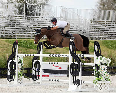 Ocala Winter Circuit Continues with $2,500 Brook Ledge Welcome and $25k SmartPak Grand Prix