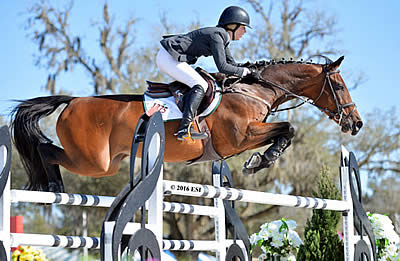 Ocala Week VI Premier Jumper Classes Dominated by Local Rider Hayley Waters