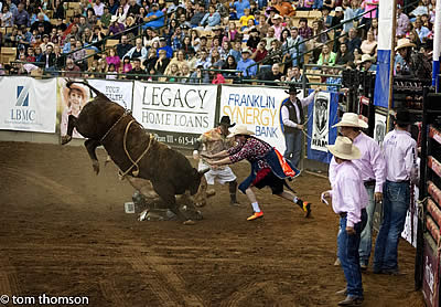 Atlantic Coast Stampede Rodeo: It's Not Too Late to Get Your Ticket