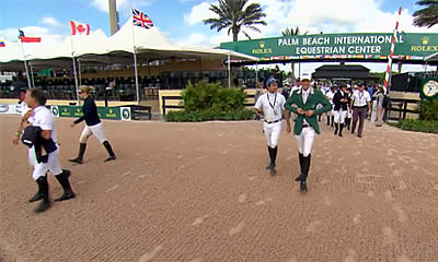 60 Minutes Sports to Feature Winter Equestrian Festival Airing on Showtime on Tuesday, April 5