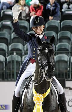 Katherine Bateson-Chandler and Alcazar to Represent Team USA at Nations Cup CDIO3* Odense