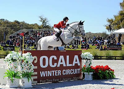 Furusiyya FEI Nations Cup Jumping 2015 at HITS Ocala Garnered 620,000 Int'l TV Viewers