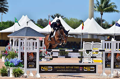Victoria Colvin and Don Juan Win $10k Neue Schule Open Stake to Begin ESP Spring Series