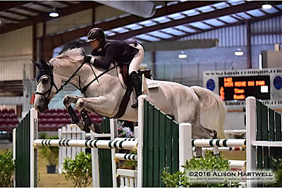 Tracy Fenney Wins 1st and 2nd in $35,000 Sidelines Grand Prix