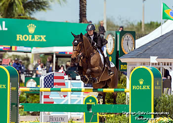 Artisan Farms and Tiffany Foster Honored at 2016 Winter Equestrian Festival