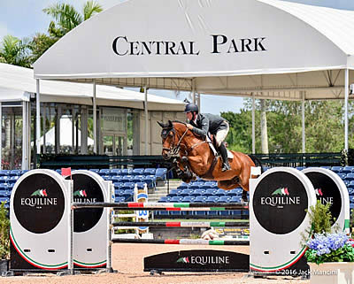 Alex Granato and Carlchen W Take $10,000 Equiline Open Welcome at ESP Spring II