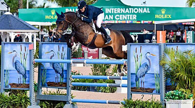 Paul O'Shea and Primo de Revel Capture Victory in $25,000 Nutrena Spring I Grand Prix