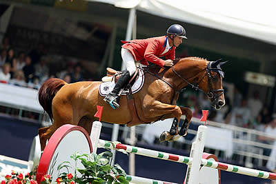 Hermès US Show Jumping Team Gives Valiant Effort for Second Place Tie at CSIO4* Coapexpan