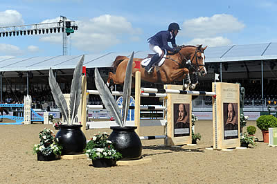 Royal Windsor Horse Show Concludes in Front of a Packed Audience