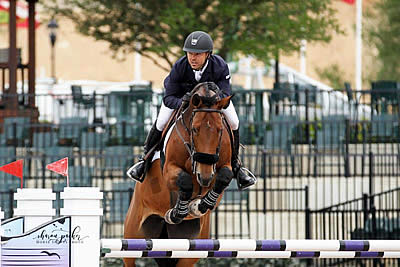 Kent Farrington and Gazelle Race to Victory in $35k FEI 1.50m Suncast Welcome at Tryon