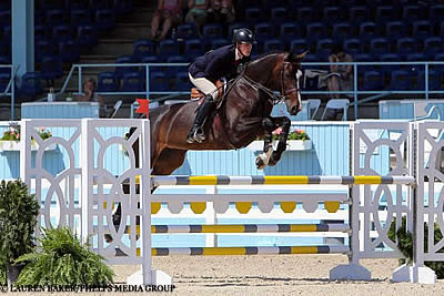 Bright Start for T. J. O'Mara in Equitation Divisions at Devon Horse Show