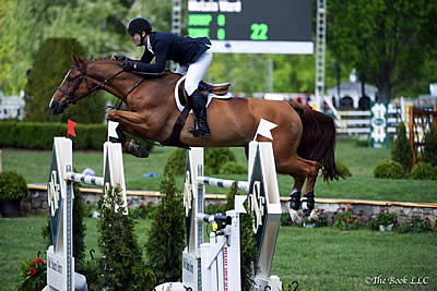 McLain Ward and Rothchild Cruise to a Win in $35k Grand Prix of North Salem at Old Salem Farm
