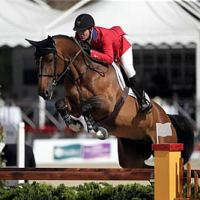 McLain Ward and HH Azur (Stefano Secchi)