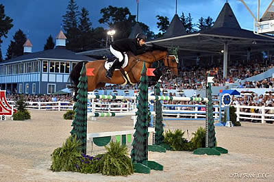 Kevin Babington and Mark Q Win $225,000 Sapphire Grand Prix of Devon