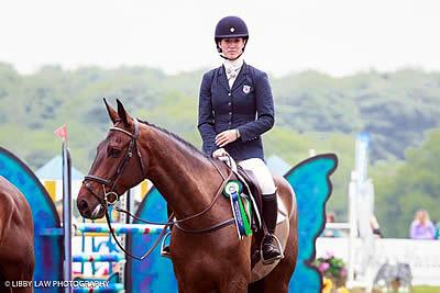 Caras Finishes Ninth at Equi-Trek Bramham International Horse Trials