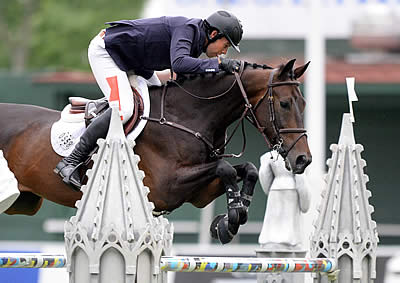 Towell Tops RBC Capital Markets Cup at Spruce Meadows 'National'