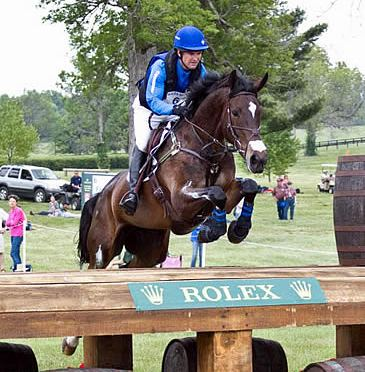 USEF Substitutes Horse on US Olympic Eventing Team