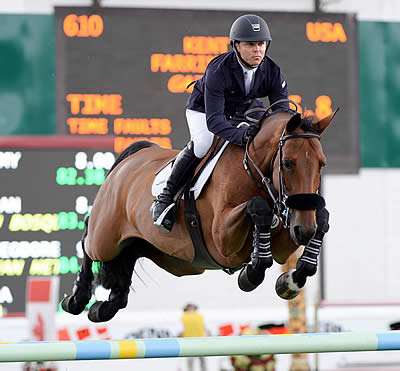 Kent Farrington and Gazelle Win $375,000 Pan American Cup at Spruce Meadows