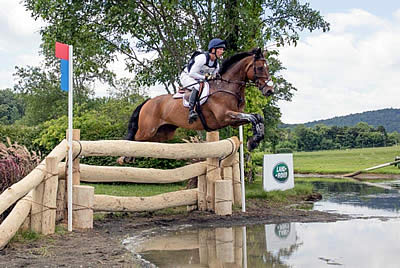 US Eventing Team Wins Land Rover Great Meadow International