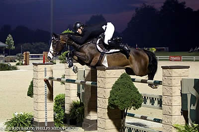 Irish Riders Sweetnam, Kelly Sweep $50,000 Rood & Riddle Kentucky Grand Prix