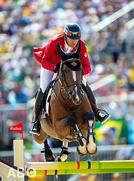 Eric Lamaze Claims Individual Bronze at 2016 Rio Olympics