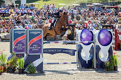 Jonathan McCrea and Special Lux Earn Victory in Season Opener at International Bromont