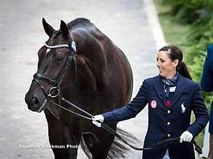 US Dressage Team Prepared for Competition at Rio Olympic Games
