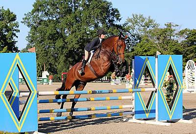 Haley Redifer Wins USHJA Zone III Junior Equitation Finals at HITS Culpeper
