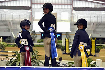 Southeast Medal Finals Welcomes Horse Shows in the Park as Sanctioned Shows