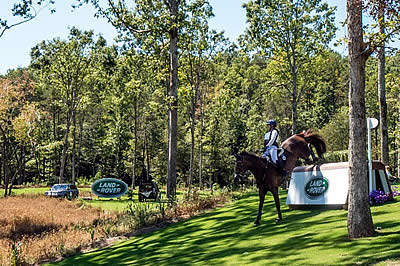 Next Generation of US Champion Riders Compete at USEA American Eventing Championships