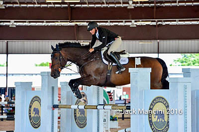 German Camargo and Centurio Ride to Victory in $5,000 Open Stake at ESP Summer III