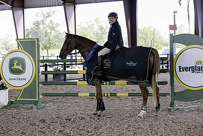 Denis Coakley and Sterling Un Prince Win $7,000 Open Stake at Florida State Fall Competition