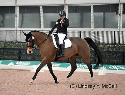 Sydney Collier and Western Rose Place 7th in Grade 1B Individual at Rio Paralympics