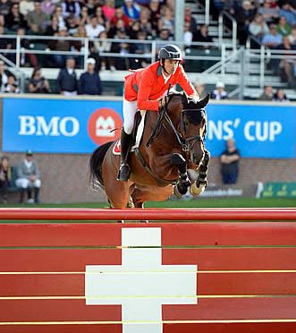 Switzerland Wins BMO Nations' Cup at the Spruce Meadows 'Masters'